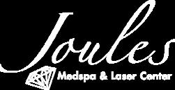 WHITE joules-medspa-logo