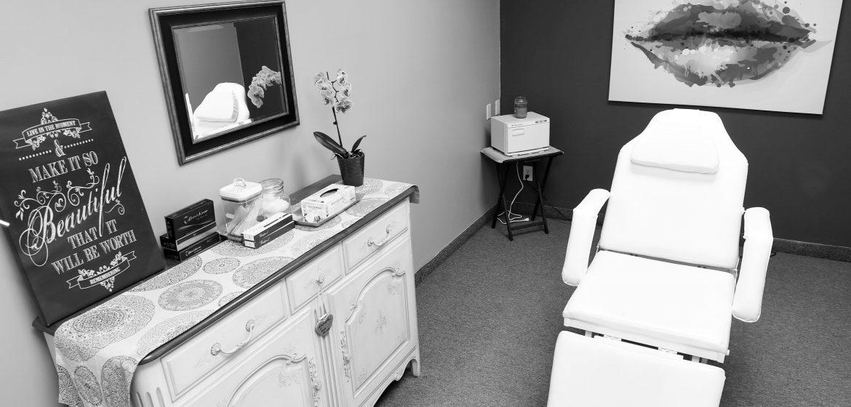 Joules Medspa treatment room