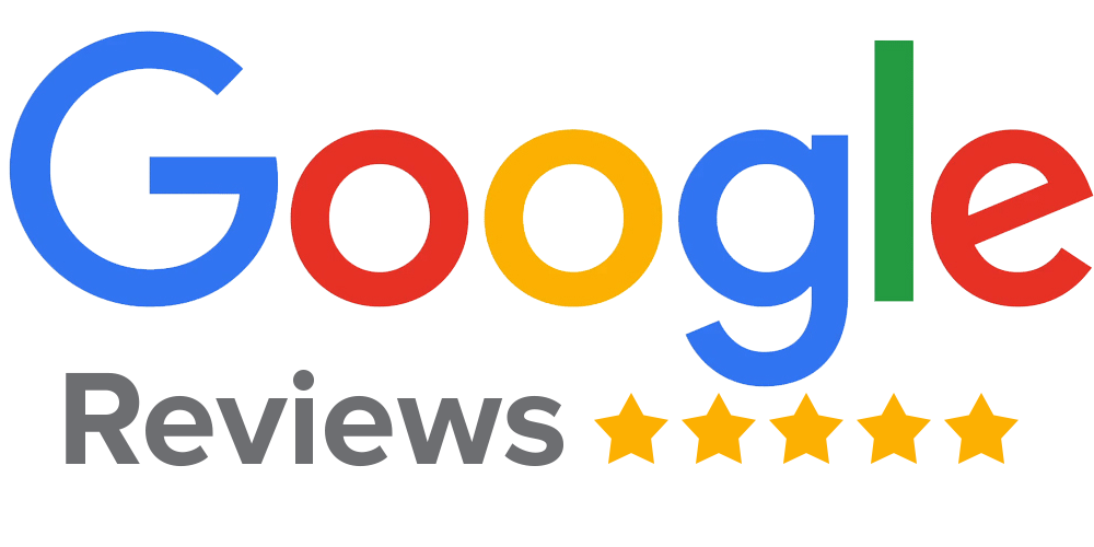 Google-Reviews logo 5 stars