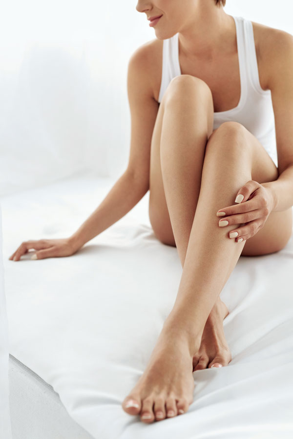 stock photo for laser hair removal