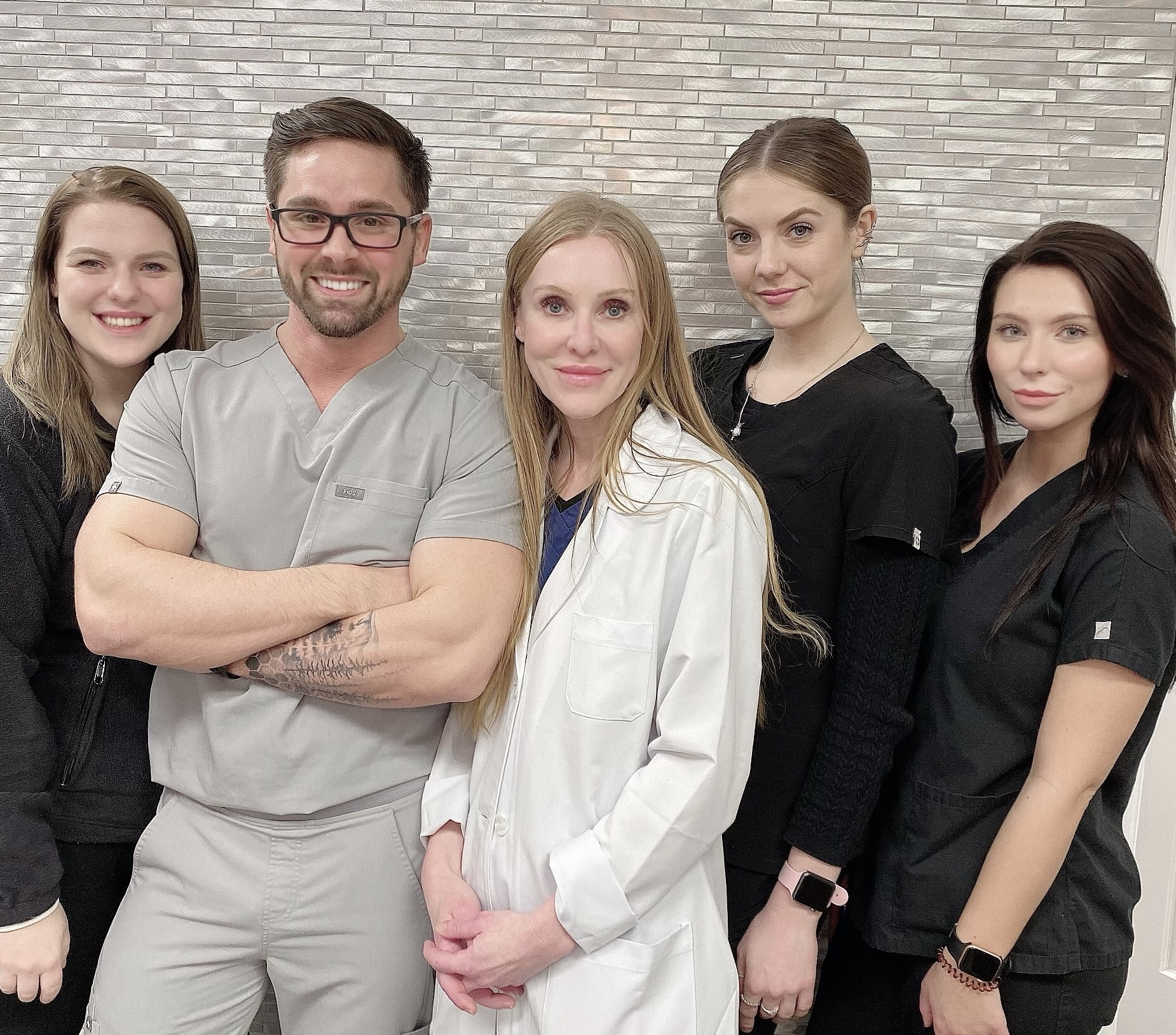 Joules MedSpa and Laser Center Staff